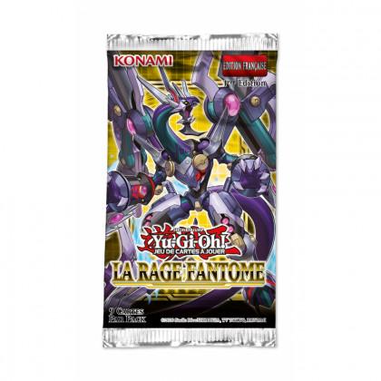 Booster La Rage Fantôme - Yu-Gi-Oh! FR