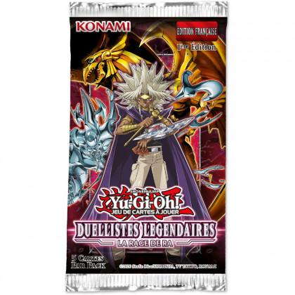Booster Duellistes Légendaires : La Rage de Râ Yu-Gi-Oh! FR