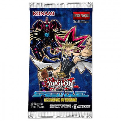 Booster Speed Duel Les Épreuves du Royaume Yu-Gi-Oh! FR