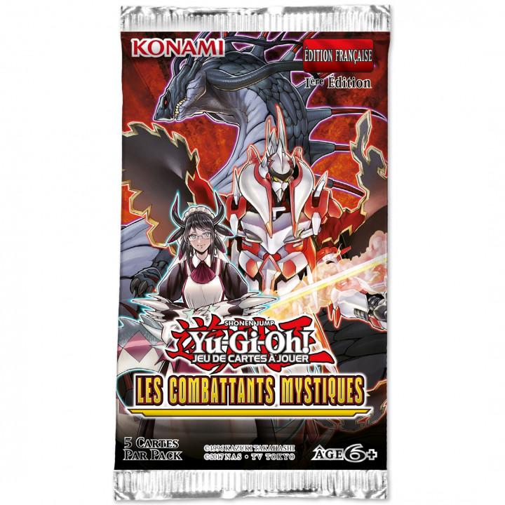 Booster Les Combattants Mystiques Yu-Gi-Oh! FR