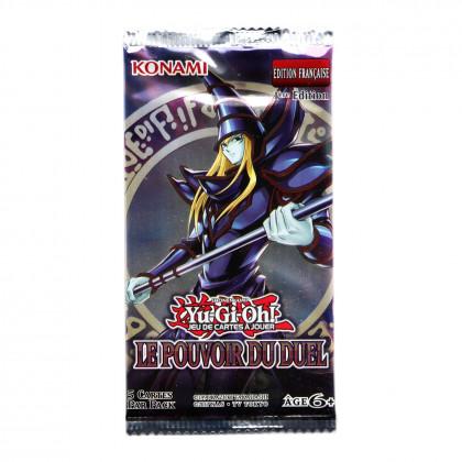 Booster Le Pouvoir du Duel Yu-Gi-Oh! FR