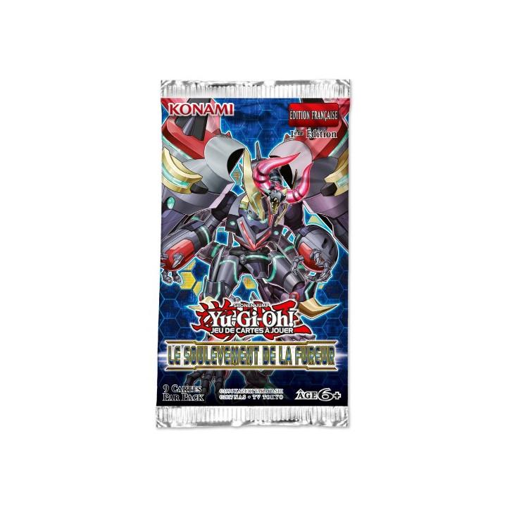 Booster Le Soulèvement de la Fureur Yu-Gi-Oh! FR