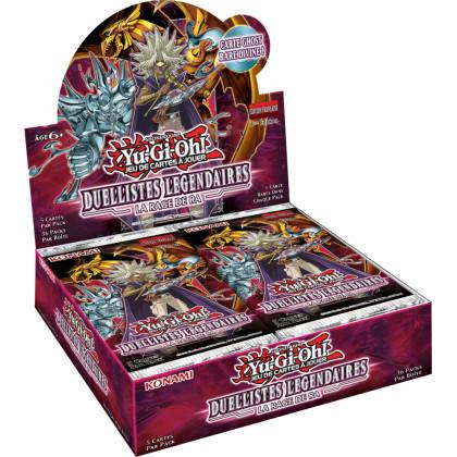 Display Boite de 36 Boosters Duellistes Légendaires : La Rage de Râ Yu-Gi-Oh! FR
