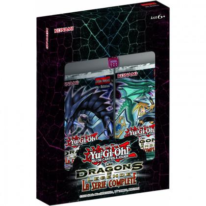 Box Les Dragons de Légende : la Série Complète Yu-Gi-Oh! FR