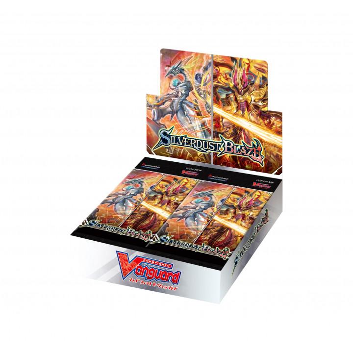 Boîte 16 Boosters V-BT08 Silverdust Blaze