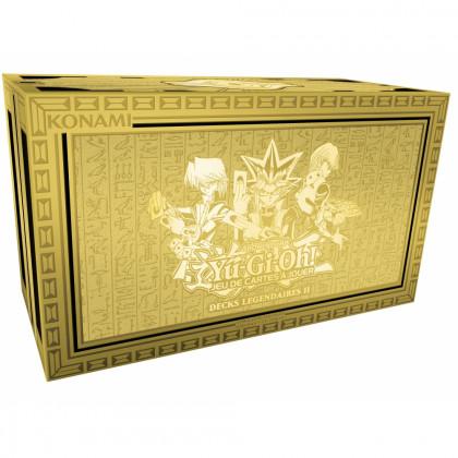 Yu-Gi-Oh! - Coffret - Decks Légendaires 2