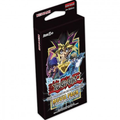 Yu-Gi-Oh! - Konami - Packs Edition Spéciale - The Dark Side Of Dimensions - Movie Pack (Édition Secrète)