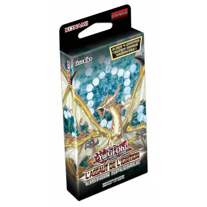 Yu-Gi-Oh! - Konami - Packs Edition Spéciale - L'Assaut de l'Ignition