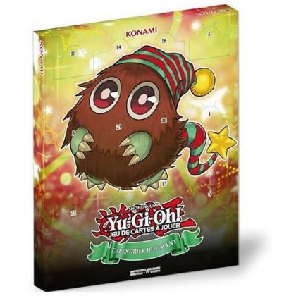 Yu-Gi-Oh! - Konami - Coffret - Calendrier de l'Avent - Kuriboh