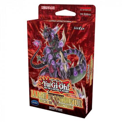 Yu-Gi-Oh! - Decks de Structure - La Rage Du Dinobroyeur