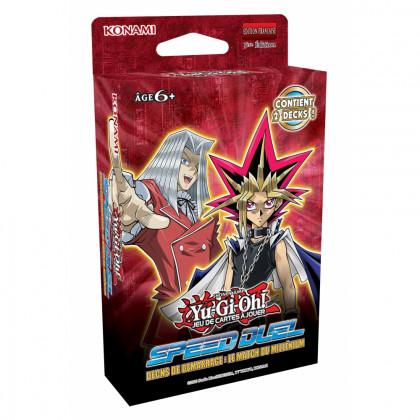 Yu-Gi-Oh! - Konami - Decks de Démarrage - Speed Duel : Le Match du Millénium