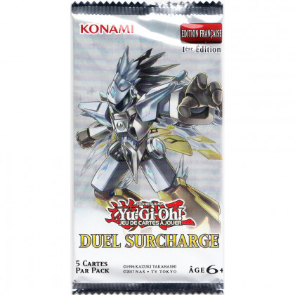 Booster Duel Surcharge Yu-Gi-Oh! FR