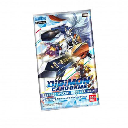 Digimon Card Game - Booster...