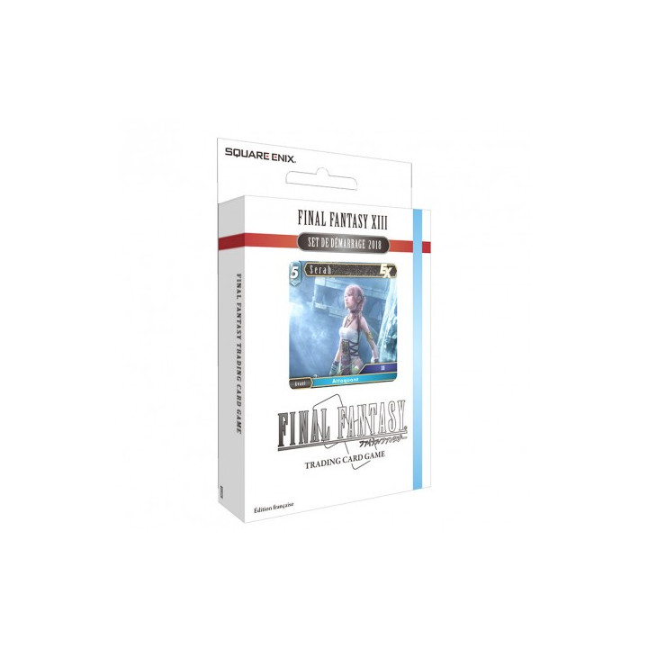 Set de Démarrage 2018 Final Fantasy XIII