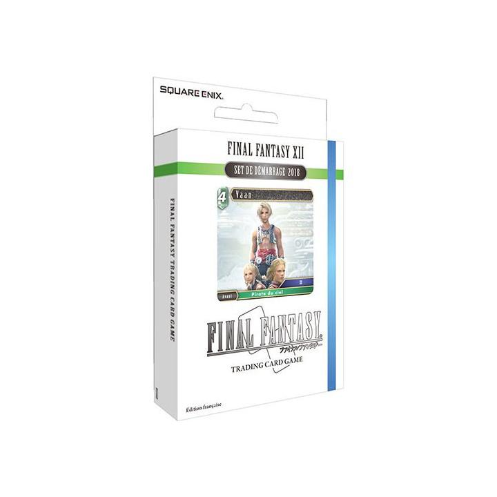 Set de démarrage 2018 Final Fantasy XII
