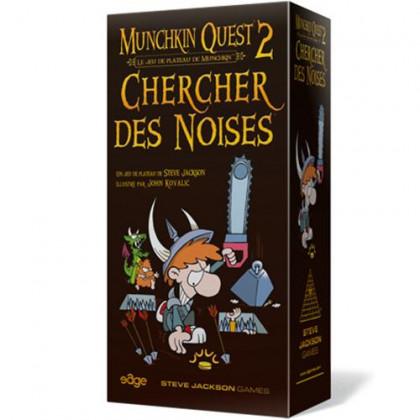 Munchkin Quest 2 : Chercher...