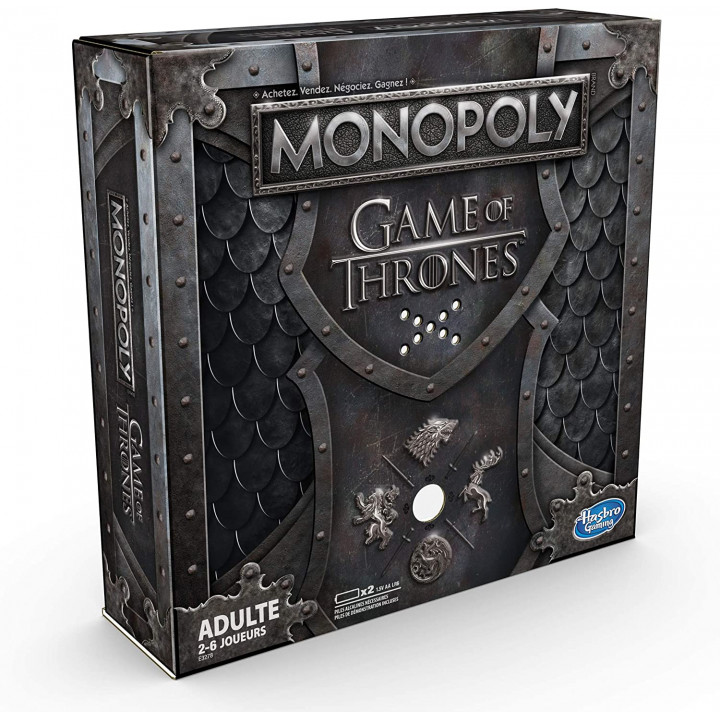Monopoly Game of Thrones Sonore