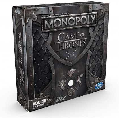 Monopoly Game of Thrones...