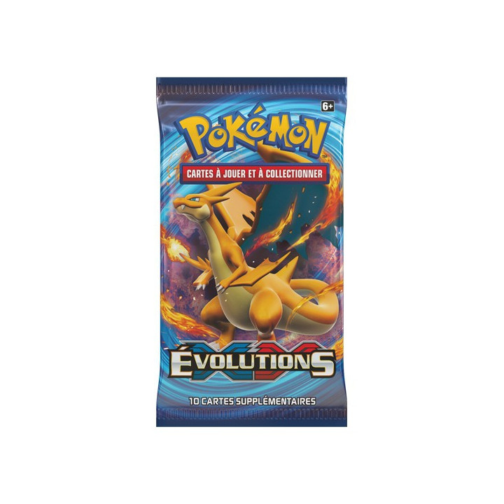 Pokémon - Booster en Français - Xy12 - Evolutions