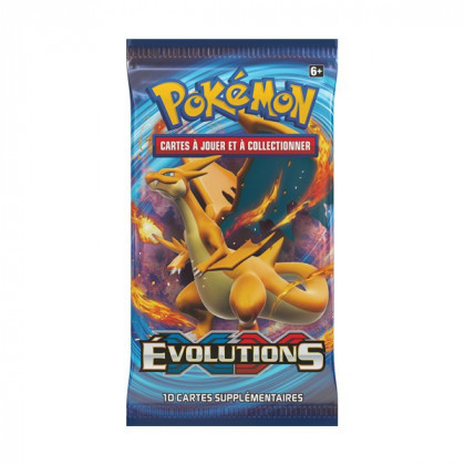 Pokémon - Booster en Français - Xy12 - Evolutions
