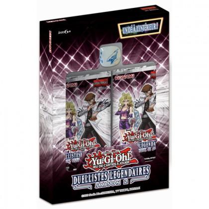 Yu-Gi-Oh! - Coffret - Duellistes Légendaires Saison 2