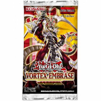 Yu-Gi-Oh! - Konami - Booster en Français - Vortex Embrasé