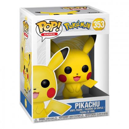 Pokémon POP! Pikachu n°353 - 9cm