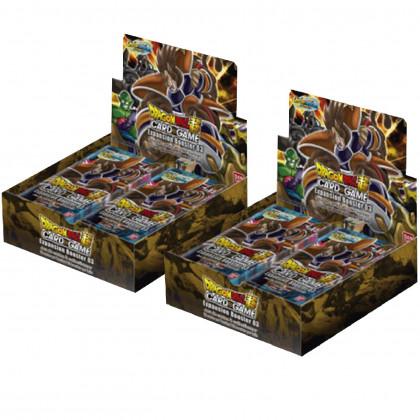 Lot de 2 Displays Boîtes de 24 boosters Giant Force Expansion Booster 03 - Dragon Ball FR