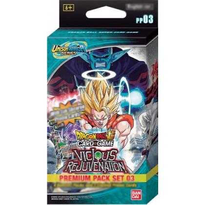 Premium Pack Set 03 Vicious Rejuvenation Dragon Ball FR