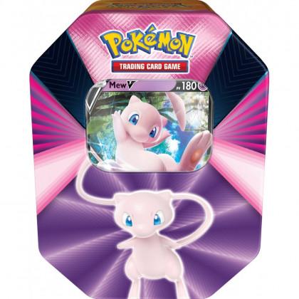 Pokébox Mew-V Février 2021 - Pokémon FR