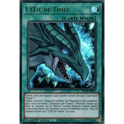 DLCS-FR007 L'Œil de Timée (Doré)