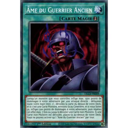 DLCS-FR009 Âme du Guerrier...