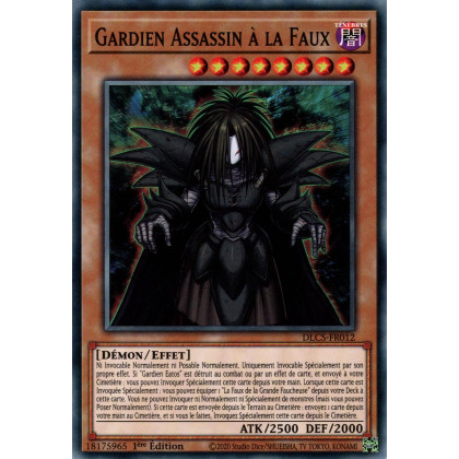 DLCS-FR012 Gardien Assassin...