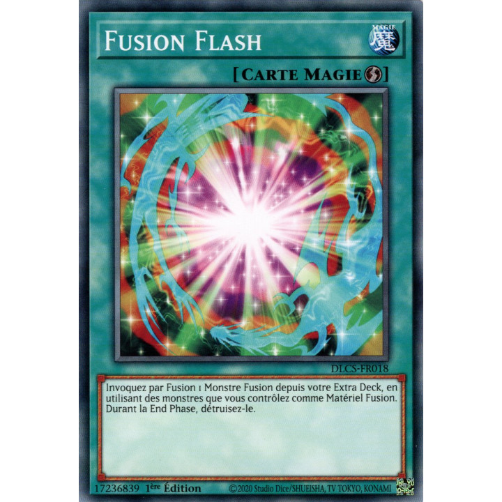 DLCS-FR018 Fusion Flash