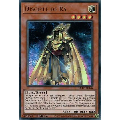 DLCS-FR026 Disciple de Râ (Doré)