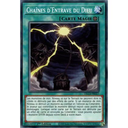 DLCS-FR027 Chaînes...