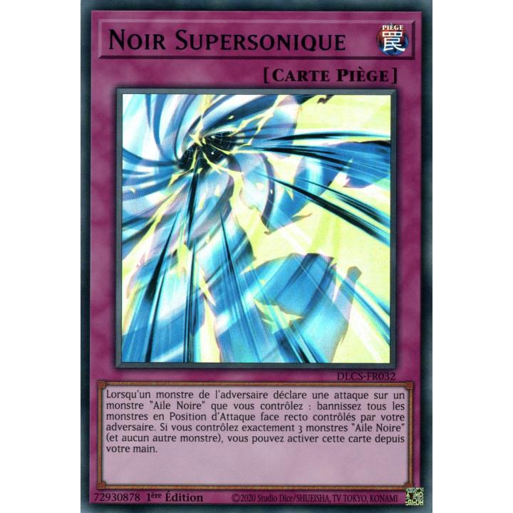 DLCS-FR032 Noir Supersonique (Bleu)