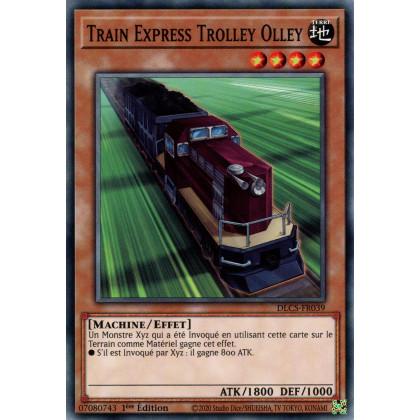 DLCS-FR039 Train Express Trolley Olley