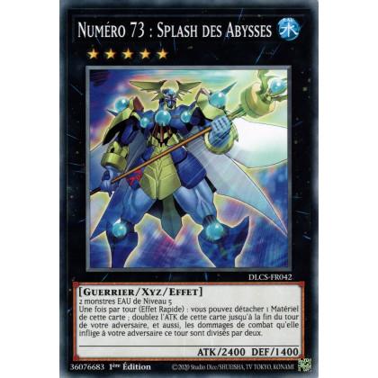 DLCS-FR042 Numéro 73 : Splash des Abysses
