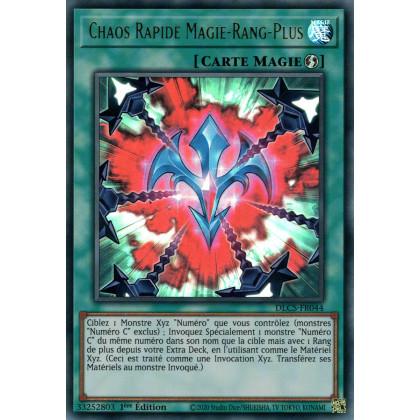 DLCS-FR044 Chaos Rapide Magie-Rang-Plus (Doré)