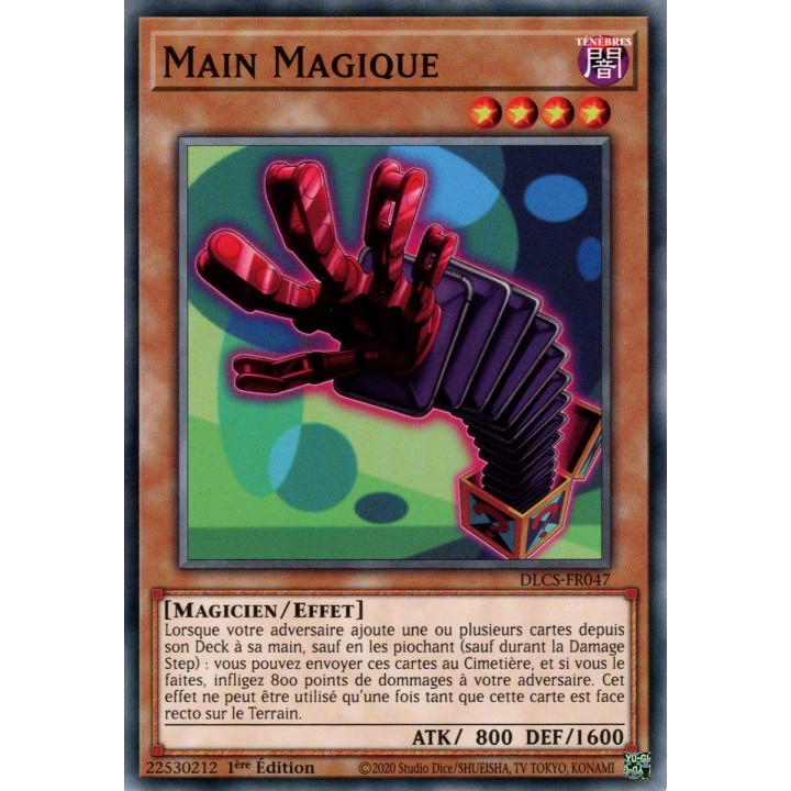 DLCS-FR047 Main Magique