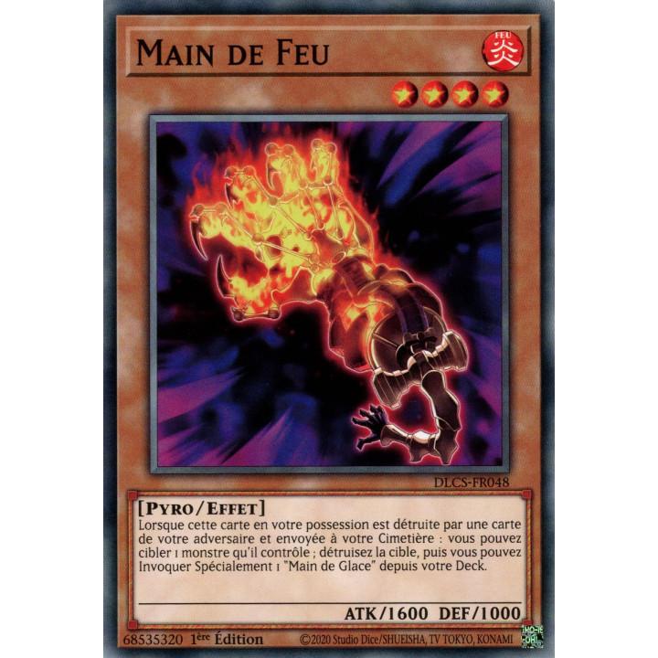 DLCS-FR048 Main de Feu
