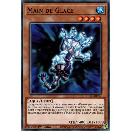 DLCS-FR049 Main de Glace