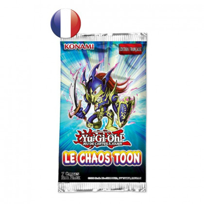Booster Le Chaos Toon - Yu-Gi-Oh! FR