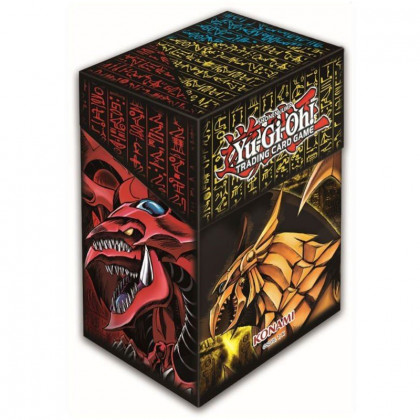 Deck Box 70+ Dieux Égyptiens - Yu-Gi-Oh!