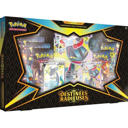 Coffret Premium Lanssorien-VMAX Destinées Radieuses Pokémon FR
