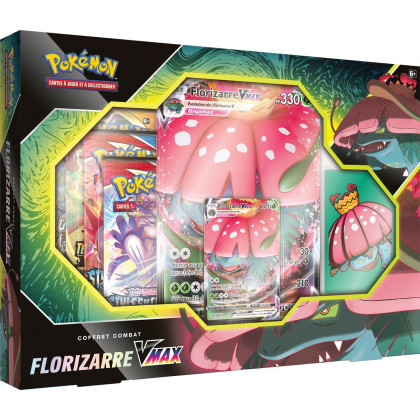 Coffret Combat Florizarre‑VMAX Pokémon FR
