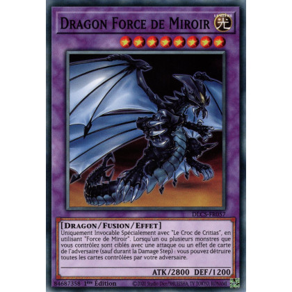DLCS-FR057 Dragon Force de Miroir