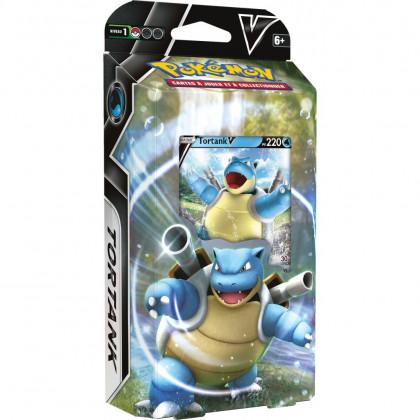 Deck Combat V Tortank V - Pokémon FR