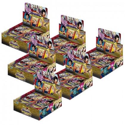 Lot de 6 displays boites de 24 boosters Supreme Rivalry - Dragon Ball FR